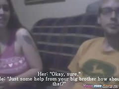 Sister Bruder Creampies Busty Brother And